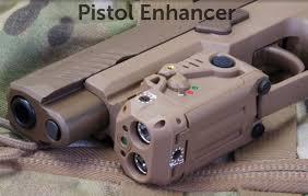 Aim Pistol Light Army Adopts Lasermax Mfal Chinese Made Aiming Light Laser