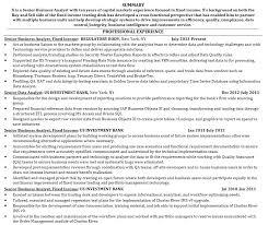 Analyst Resume resume Application Careers Senior Financial Analyst Resume  Examples sr financial analyst resume