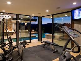Luxury Home Builders  Personal Gym edition
