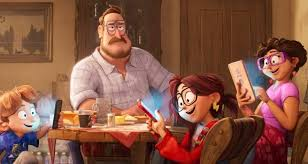 But, unfortunately for her, her dad rick a second trailer was released on march 31, 2021 and can be found here. The Mitchells Vs The Machines Lord Miller S Long Delayed Animated Film Is Skipping Theaters Hitting Netflix