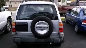 00 chevy tracker for sale low miles 4 cyl. - YouTube