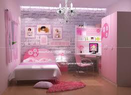 Girls Pink Bedroom Set Twin Queen Bed Childrens Furniture In
