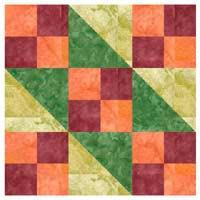 Jacob's Ladder Quilt Pattern: An Old Testament Bible Block & ... Jacob's Ladder Bible pattern step 7 Adamdwight.com