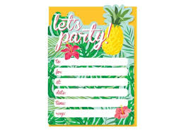 Hawaiian Party Supplies Sweet Pea Parties