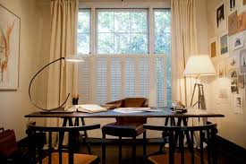 overhead office lighting. home office with overhead and task lighting design