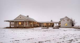 farm house exterior farmhouse with breezeway manufactured