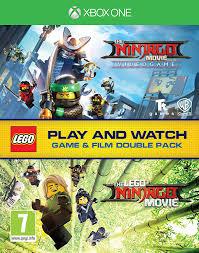 Amazon.com: LEGO Ninjago Game & Film Double Pack (Xbox One): Video Games