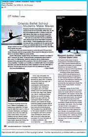Modern Dance Resume The Best And Impressive Dance Resume Examples Collections
