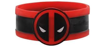 <b>Марвел</b> (<b>Marvel</b>) <b>Браслет</b> резиновый Deadpool - Акушерство.Ru