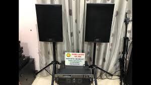 Bộ dàn âm thanh karaoke gia đình tốt nhất trong tầm giá 11tr5 .Loa ERIC ,  Vang Theta K3 - YouTube