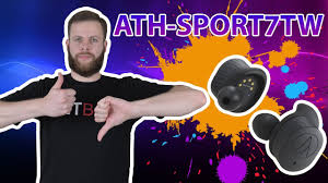 <b>Audio</b>-<b>Technica ATH</b>-SPORT7TW | ОЧЕНЬ странные <b>наушники</b> ...