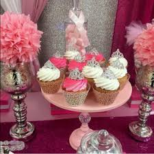 10 Best Baby Shower Decoration Ideas You Can TryPrincess Theme Baby Shower Centerpieces