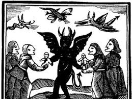 THE 'WITCH CRAZE' OF 16th & 17th CENTURY EUROPE: Economists uncover  religious competition as driving force of witch hunts | The Long Run