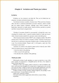 Resumes Invitation Formal Business Invitation Letter Sample Letter