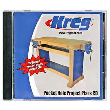 Trestle Table Plans To Build A Farmhouse Table With Kreg JigKreg Jig Bench Plans