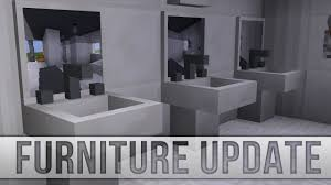 Minecraft Furniture Kitchen Mrcrayfishs Furniture Mod V348 The Kitchen Update Bug Fixes