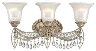 traditional bathroom lighting. Bathroom: Best Choice Of Crystal Bathroom Vanity Light Fixtures Lighting Designs At From Lovely Traditional