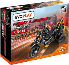 <b>Конструктор EvoPlay Chopper</b>, <b>CR-114</b> купить в интернет ...
