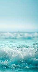 Ocean wallpaper, Blue aesthetic pastel ...