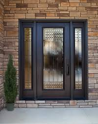 decorative glass front entry doors contemporary mesmerizing for door inside 1