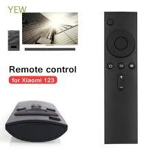 Black Electronics TV Remote Control For Xiaomi Mi TV Set-top Box 3 2 1