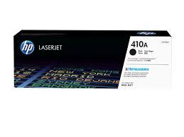 HP <b>410A</b>, Оригинальный лазерный <b>картридж HP</b> LaserJet, Черный