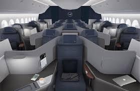 Lufthansa Flight 425 Seating Chart Lufthansas New Business Class Seats Look Incredibly Spacious