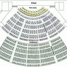 Verizon Theatre Seating Chart With Seat Numbers Verizon Center Seating Chart Rows Seat Numbers Fox Theater