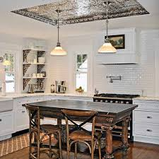 Readersu0027 Clever Upgrade Ideas That Wowed Us IV. Kitchen Ceiling  LightsKitchen ...