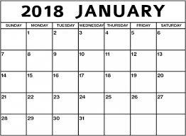 blank 2018 calendars blank january 2018 calendar printable january 2018 calendar blank