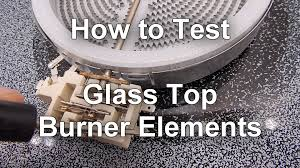 How To Clean A Glass Top Stove Glass Top Stove Repair Top Burner Not Working How To