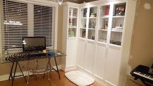 Affordable Bookshelves how to make an ikea bookcase look like a professional builtin 5476 by uwakikaiketsu.us