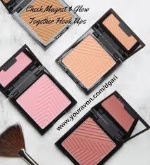 get your glow on s avon mark makeupbronzer