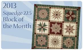 Free: Squedge Block of the Month &  Adamdwight.com