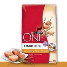 purina one smartblend en rice formula dry dog food