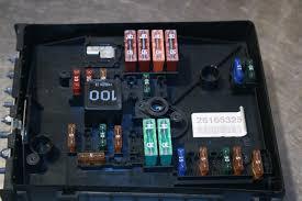 vw golf mk5 1 9 tdi bxe fuse box relay module 1k0937125a