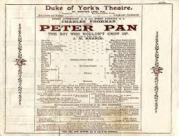 on j m barrie and peter pan essays on mythic fiction art