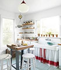 Brilliant Kitchen Decorating Ideas On A Budget Country After Makeover Throughout Perfect Design
