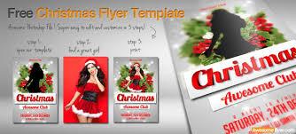 15 Free Merry Christmas Flyer Psd Templates 2016 Designssave Com
