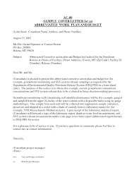 Cover Letter Business Plan Cover Letter Template Business Plan