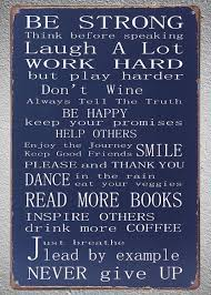 Love Plaques Quotes Awesome Online Shop 48 Pc Life Quotes Love Books Happiness Inspire Tin Plate