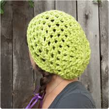 Hipster Beanie Crochet Pattern Delectable Waffle Cone Slouchy Hat Free Crochet Pattern