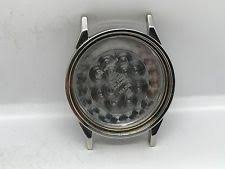 omega pie pan wristwatches vintage omega constellation pie pan ss case for parts