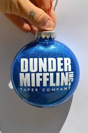 Image Michael Scott Image Etsy The Office Christmas Ornament Funny Gift Perfect For Father Etsy