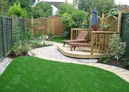 Small Picture Landscape garden designs for small gardens