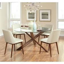 table and 4 chairs set innotive round table and chair set modern glass dining room table table and 4 chairs
