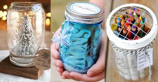 Decorating Mason Jars For Gifts 100 Cute Mason Jar Gifts For Teens 13