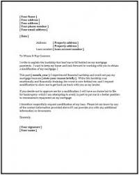 How To Write A Financial Hardship Letter