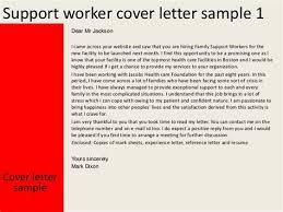 Sample Cover Letter For Psw Costumepartyrun