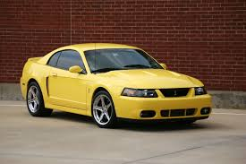 1999 Ford Mustang Svt Cobra Specs - Car Autos Gallery
